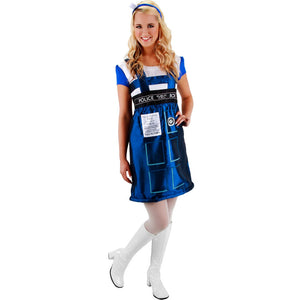 Doctor Who: TARDIS Costume Dress