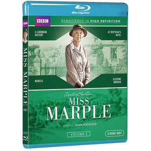 Agatha Christie's Miss Marple: Volume 3 (Blu-ray)