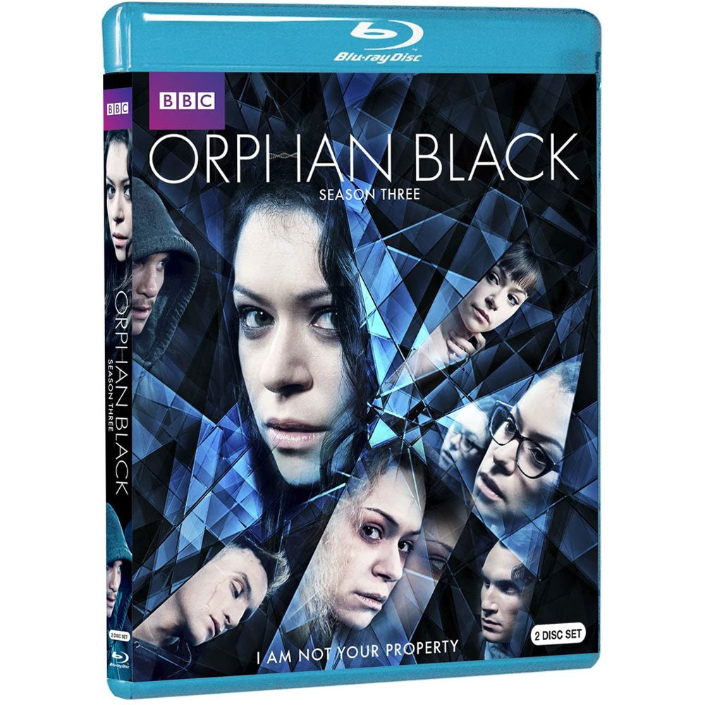 Orphan Black: Season 3 (Blu-ray)