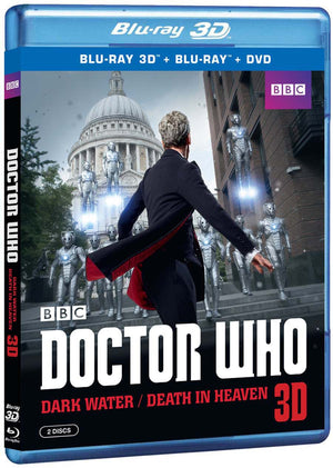 Doctor Who: Dark Water/ Death in Heaven 3D