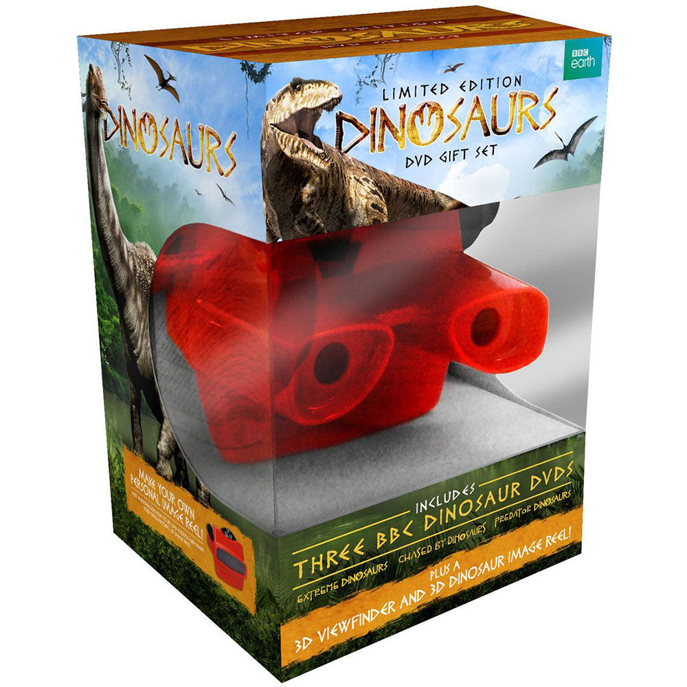 Limited Edition Dinosaurs DVD Gift Set