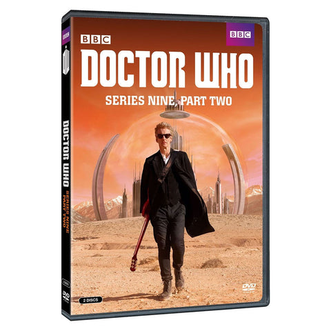 Doctor Who: Series 9, Part 2