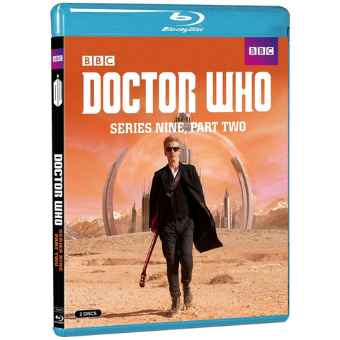 Doctor Who: Series 9, Part 2 (Blu-ray)