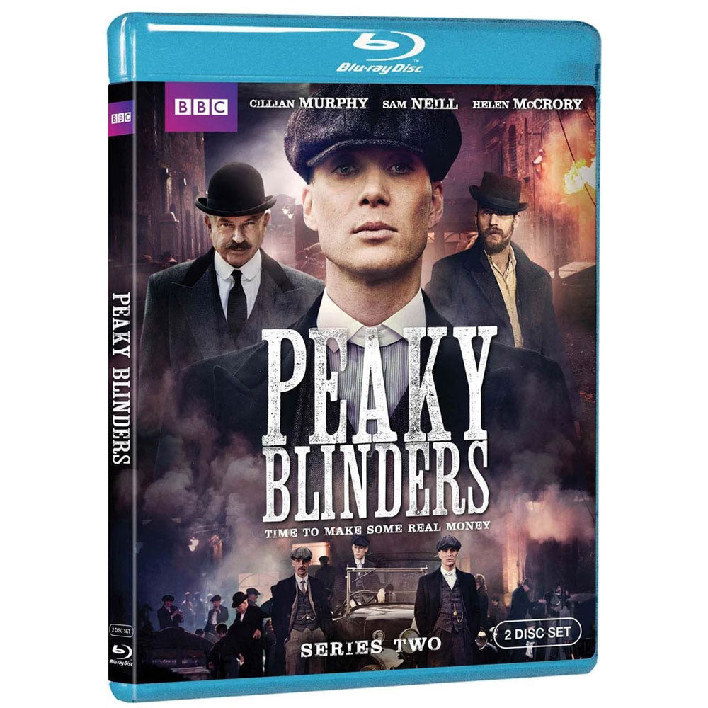 Peaky Blinders: Season 2 (Blu-ray)