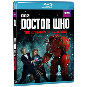 Doctor Who: The Husbands of River Song (Blu-ray)
