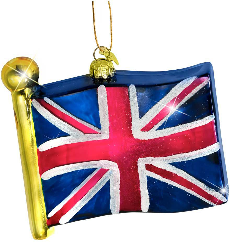 Union Jack Ornament