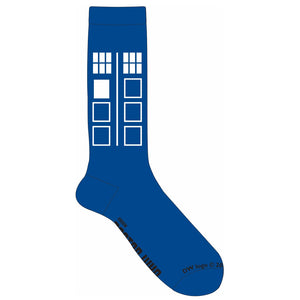 Doctor Who: TARDIS Crew Socks