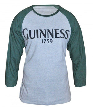 Guinness Baseball T-Shirt