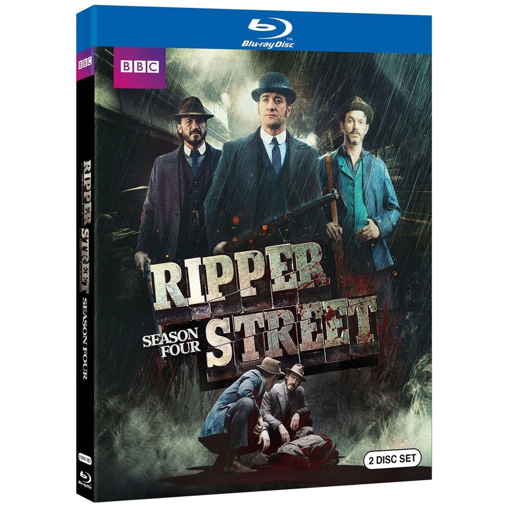 Ripper Street: Season 4 (Blu-ray)