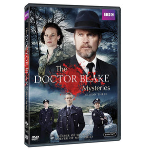 Doctor Blake Mysteries: Season 3