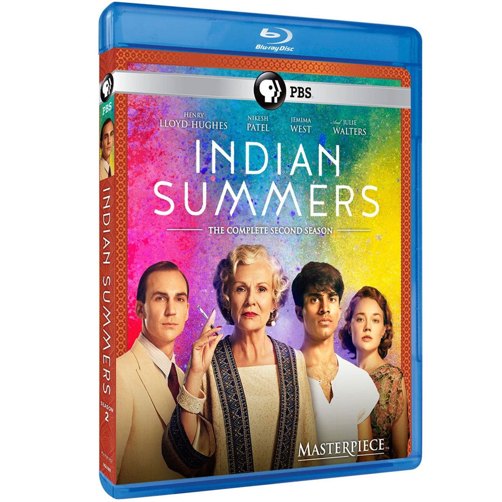 Indian Summers: Season 2 (Blu-ray)