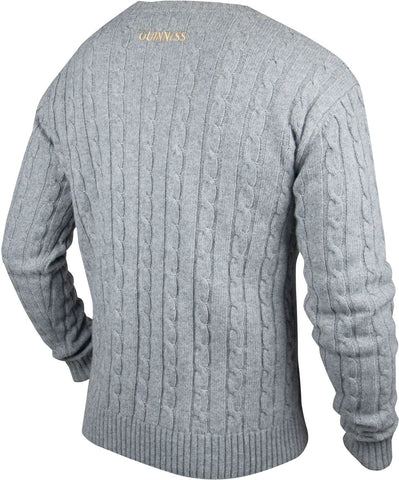 Guinness Cotton Cashmere Crewneck Sweater