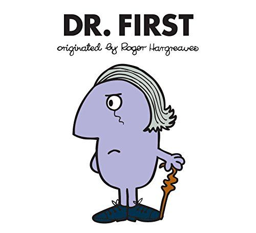 Doctor Who: Dr. First