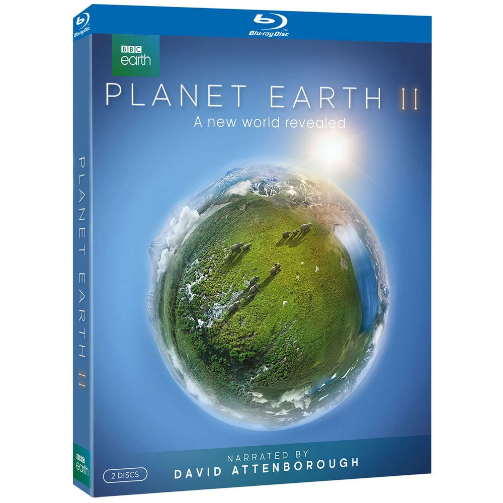 Planet Earth II (Blu-ray)