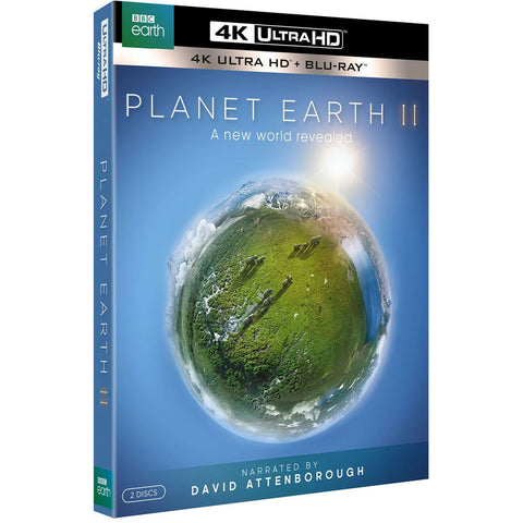 Planet Earth II (UHD/4K)