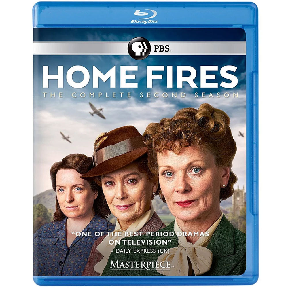 Home Fires: Season 2 (Blu-ray)