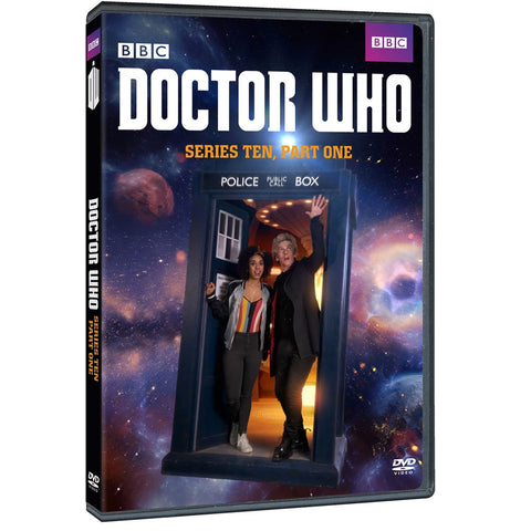 Doctor Who: Series 10 Part 1