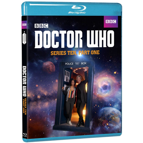 Doctor Who: Series 10 Part 1 (Blu-ray)
