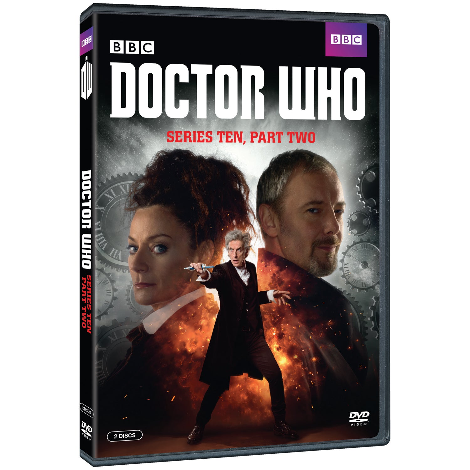Doctor Who: Series 10 Part 2