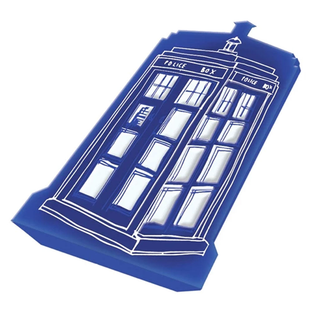 Doctor Who: TARDIS Serving Platter