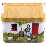 Irish Clove Drops in Connemara Cottage Tin