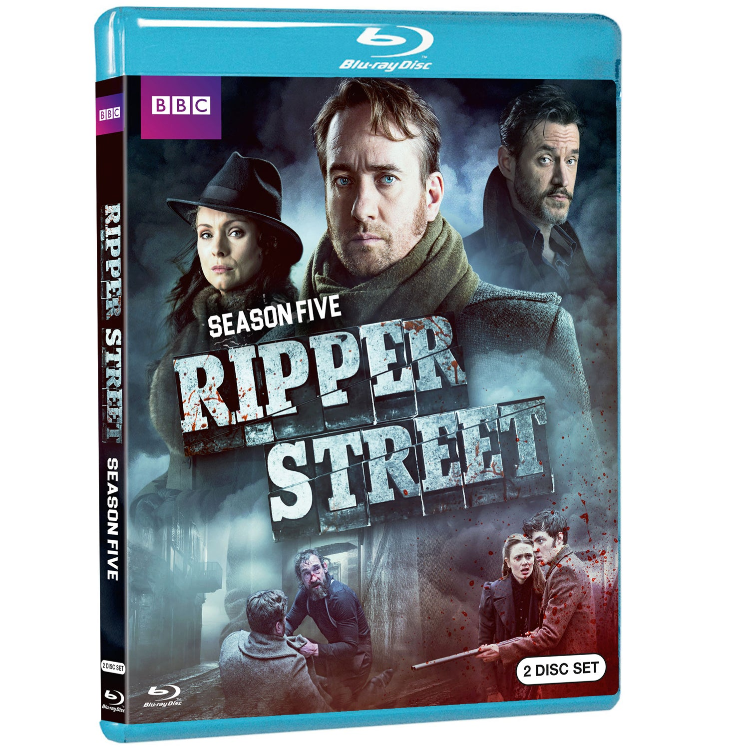 Ripper Street: Season 5 (Blu-ray)