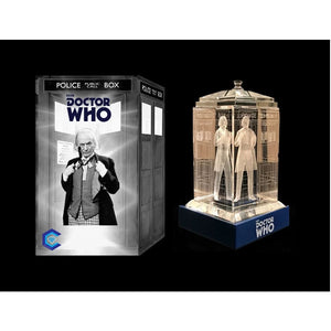 Doctor Who: First Doctor Crystal TARDIS
