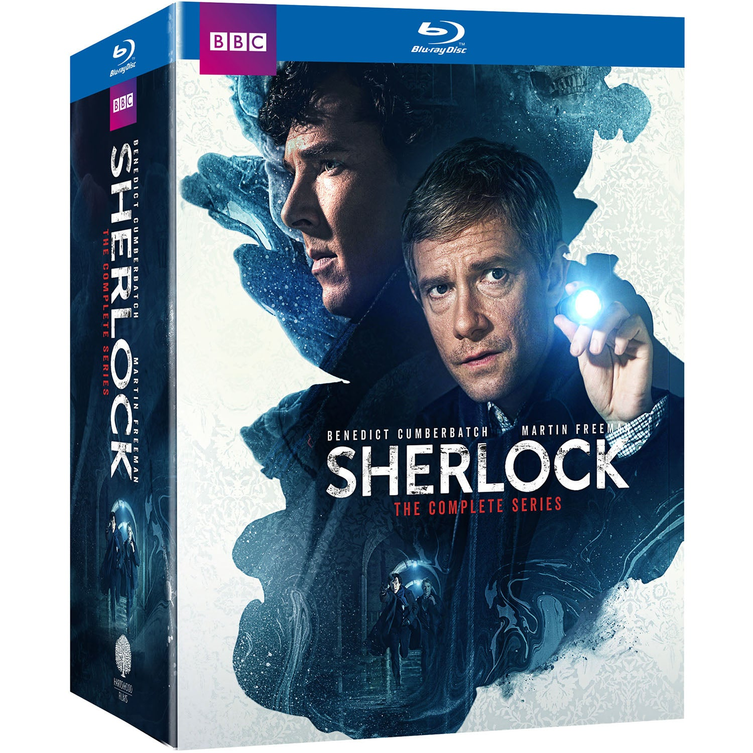 Sherlock: The Complete Series (Blu-Ray)