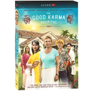 Good Karma Hospital: Series 1