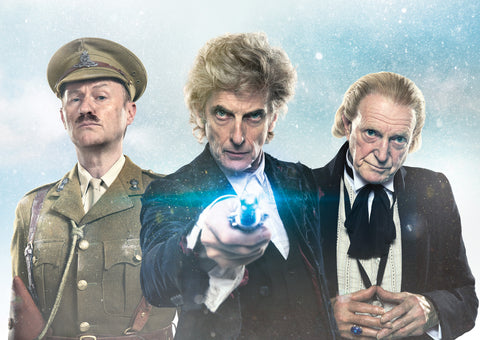 Doctor Who: Twice Upon a Time (2017 Christmas Special)