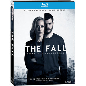 The Fall: Complete Collection (Blu-ray)