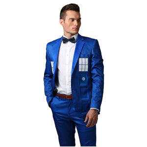 Doctor Who Tardis Suit Pants