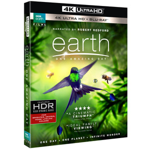 Earth: One Amazing Day (4K UltraHD/Blu-ray Combo)