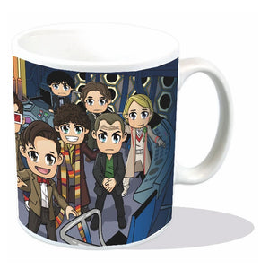 Doctor Who: Kawaii Mug