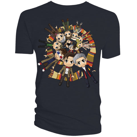 Doctor Who: Kawaii T-shirt