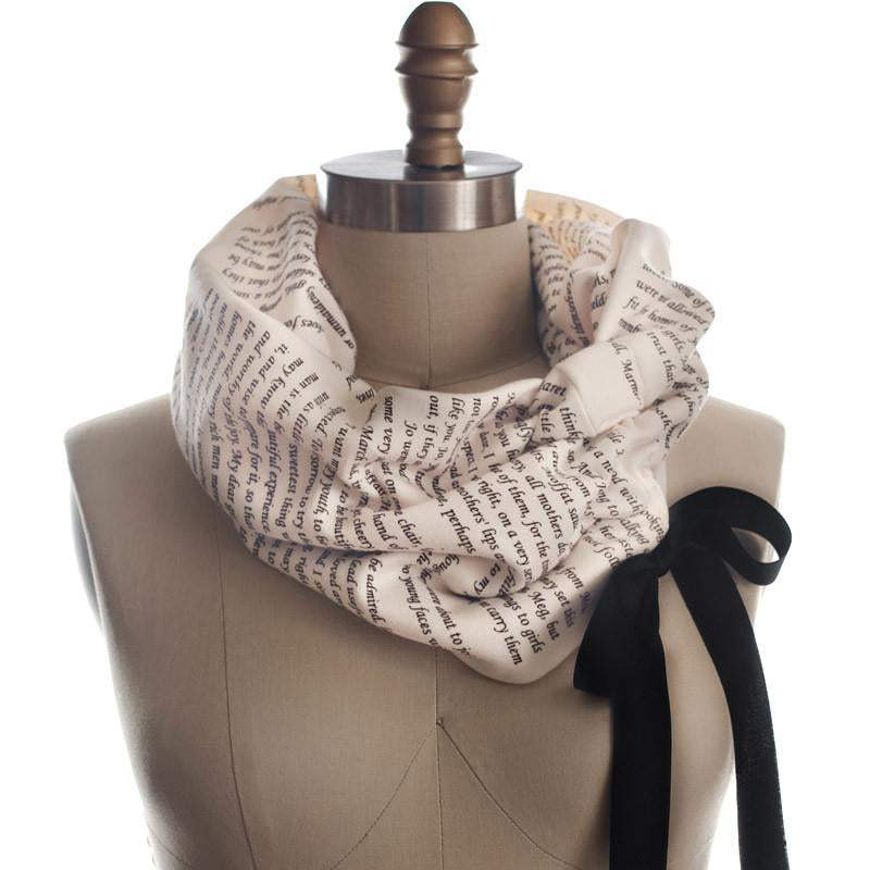 Little Women Ribbon Scarf