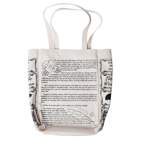 Little Women Tote Bag