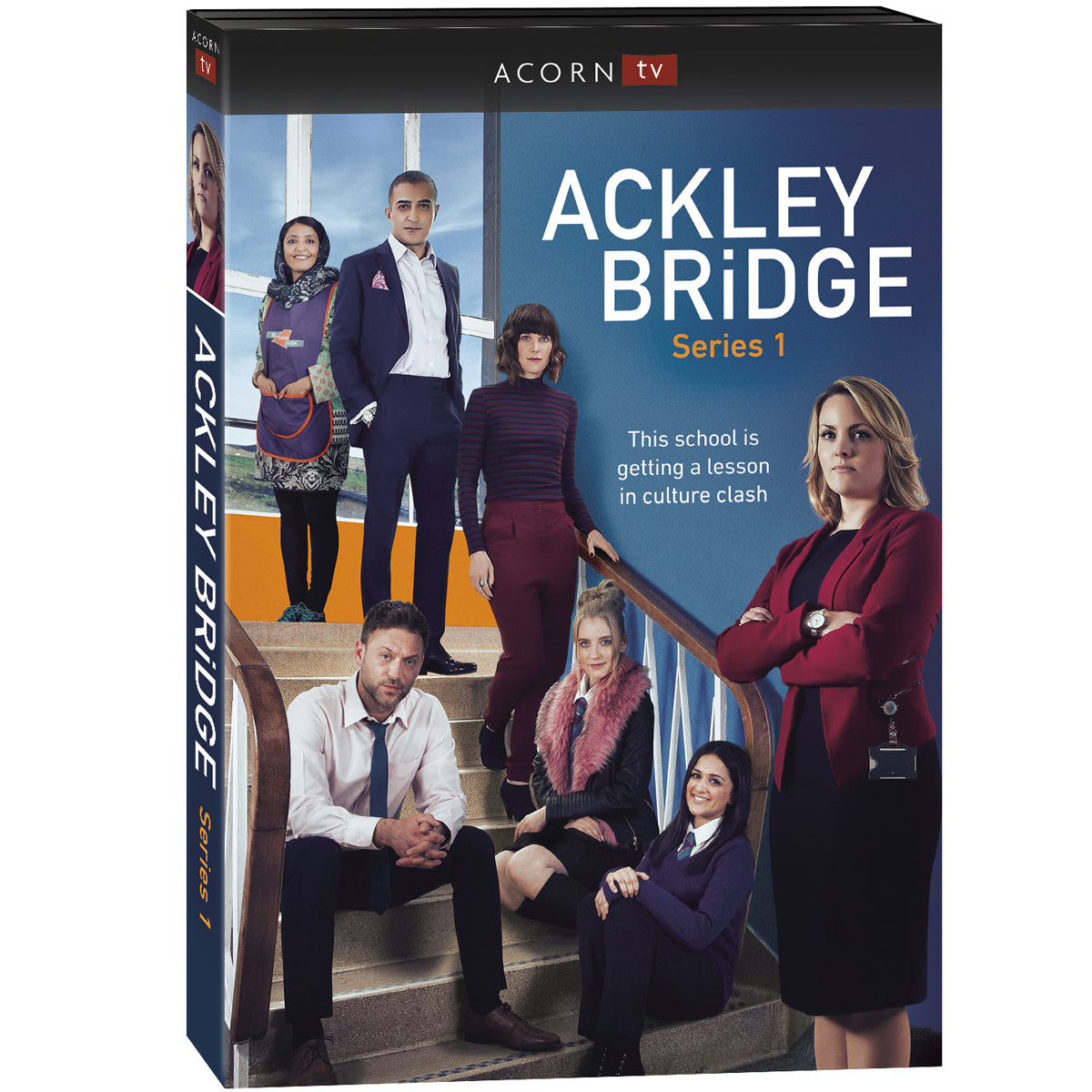 Ackley Bridge: Series 1