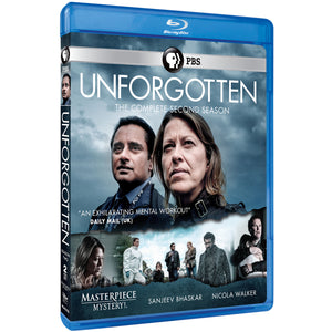 Unforgotten: Season 2 (Blu-ray)