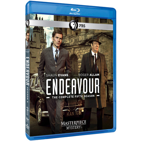 Endeavour: Season 5 (Blu-ray)