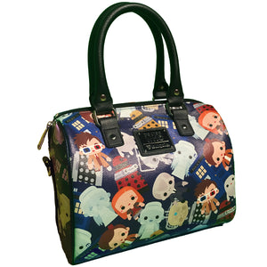 Doctor Who: Loungefly Chibi Purse