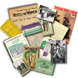 Suffragettes Memorabilia Collection