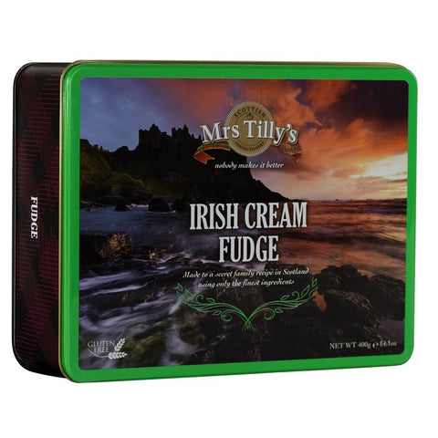 Mrs. Tilly's Irish Cream Fudge