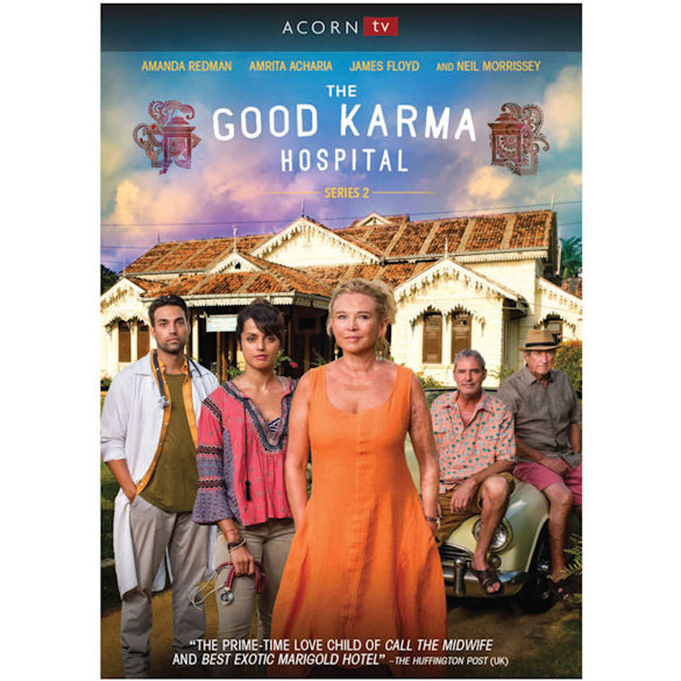Good Karma Hospital: Series 2 (Blu-ray)