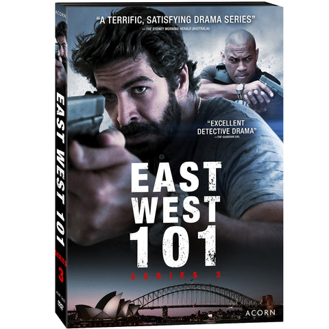East West 101: Series 3