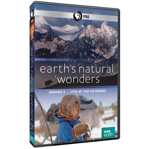 Earth's Natural Wonders: Season 2