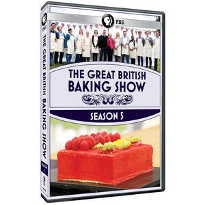The Great British Baking Show: Season 5