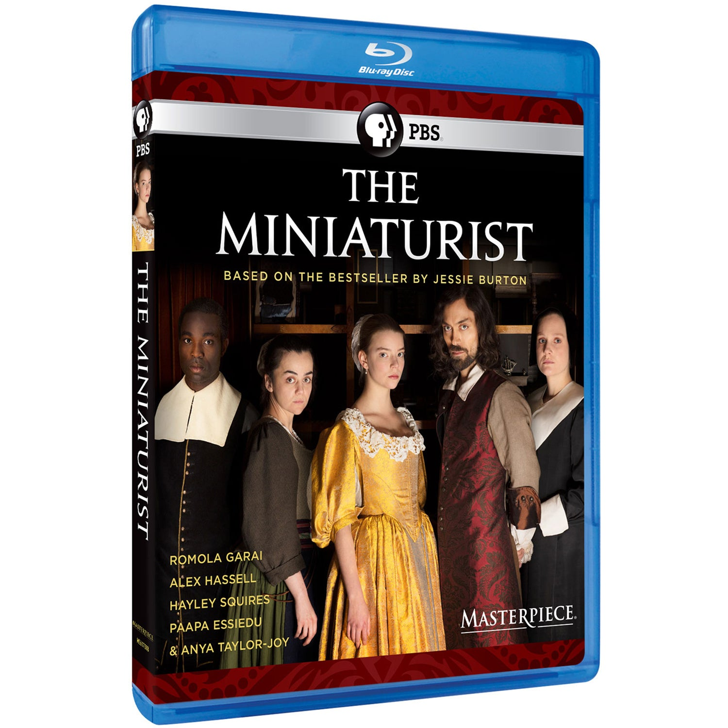 The Miniaturist (Blu-ray)