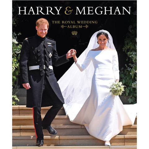 Harry & Meghan: The Royal Wedding Album