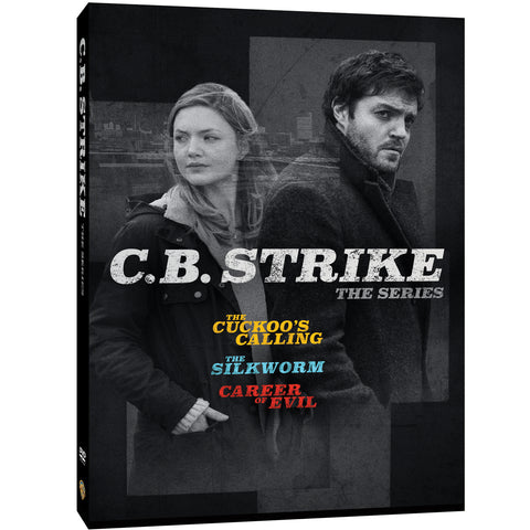 C.B. Strike: The Series
